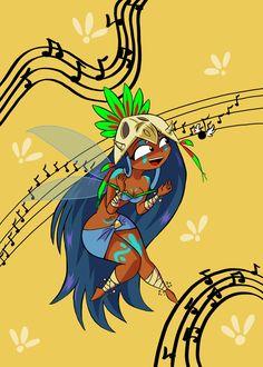 Holly Luya: Rayman Origins ~ssstawa