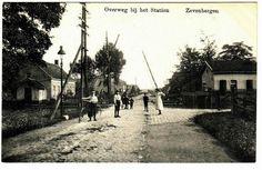 Hazeldonkse Zandweg 1910