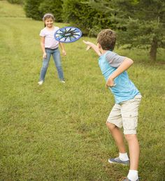 Twist Frisbee in Outdoor Play Toys