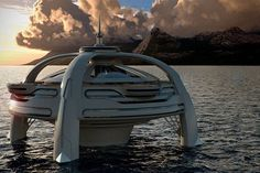Esta isla flotante es un proyecto que posee todas las características de su propio nombre: Project Utopia pues efectivamente se trata de una utopía que los diseñadores y arquitectos de la compañía Yacht Islands han fraguado como una muestra del avant-garde en el mundo del yachting. #yate #yacht #bote #boat #mar #sea #futuro #future #isle #isla #tech #tecnología via ROBB REPORT MEXICO MAGAZINE OFFICIAL INSTAGRAM - Luxury  Lifestyle  Style  Travel  Tech  Gadgets  Jewelry  Cars  Aviation…
