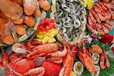 A Seafood Cruise would be right up my alley...     www.seafoodcruise.com   #airnzsunshine