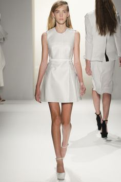 Calvin Klein Collection, Spring / Summer 2013