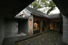 the 150 sqm courtyard was renovated into a co-existing space, demonstrating architectural techniques that can be used to shape and improve these traditional settlements.
