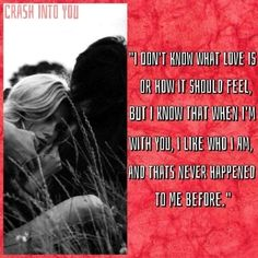 Crash into You (Pushing the Limits, #3) by Katie McGarry — Reviews ...