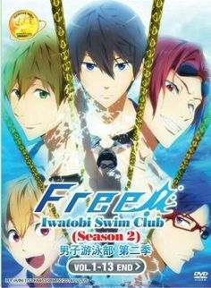 "Free! Iwatobi Swim Club Eternal Summer S2 & Special - It was much better and much more entertaining than S1. But I don't think it's really a sport anime. It revolves around swimming but is really much more about friendship and coming of age. I didn't like the end, it felt rushed and I wished for another path for Haru. I loved the ""dying"" scene of Rei in the special episode. XD"