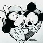Mickey Mouse Tumblr, Arte Do Mickey Mouse, Minnie Mouse Drawing, Mickey Drawing, Mickey Mouse Drawings, Disney Drawings Sketches, Mickey Mouse Wallpaper, Disney Wallpaper, Mickey Tattoo