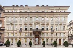 E' The Number 6, nel centro di Torino, la casa più bella del mondo. Il progetto di riqualificazione dello storico Palazzo Valperga Galleani, in via Alfieri 6, ha vinto il concorso di ArchDaily, il sito americano di architettura più visitato del mondo. © ANSA