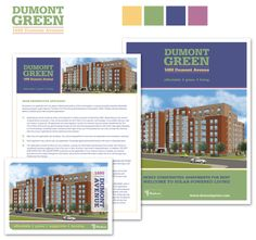 Dumont Green by Intend Creative