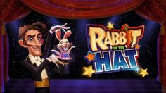 Rabbit in the Hat Online Slot - Euro Palace Casino Doubledown Casino, Casino Bonus, Best Casino Games, Magic Hat, Free Slots, Hats Online, Online Gratis, Play Online, Slot Machine