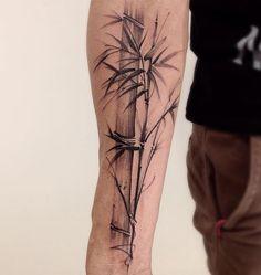 Bamboo Tattoo