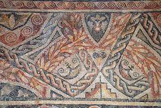 File:Ancient Roman Mosaics Villa Romana La Olmeda 003 Pedrosa De La Vega - Saldaña (Palencia).JPG