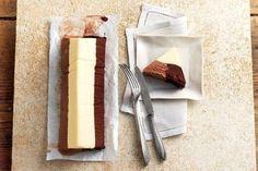 Semifreddo ai tre cioccolati