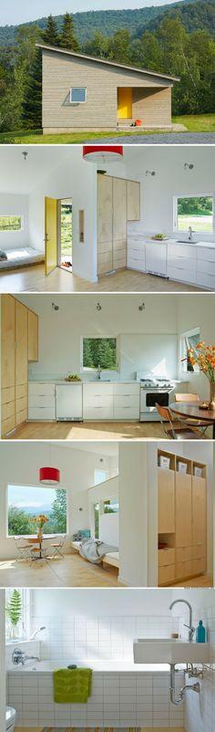 Green Mountain Micro Home (430 sq ft)