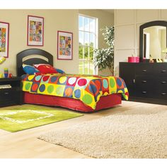Aurora Youth Bedroom Group great for Kaiyden