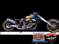 SHOVEL N DIRT - 3D KUSTOM CYCLES Digger style dirt rat Badass Motorcycle Helmets, Digger, Kustom, Choppers, Shovel, Custom Bikes, Rat, Cycling, Motorcycles
