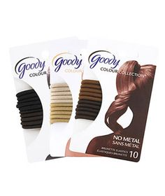 Goody Colour Collection Elastics, $4, #classics