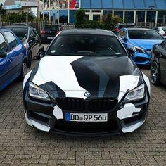 Wrapped!!!! BMW M6