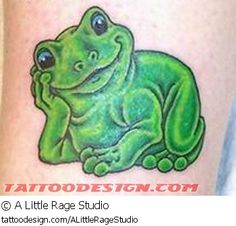 TATTOO PIC OF THE DAY! Check out this awesome tattoo design from A Little Rage Studio at TattooDesign.com!
