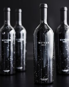 meteor wine via lovely package