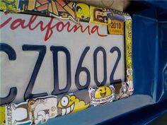 #stickerbomb Sticker Bomb, Jeep Jk, Car Stickers, Bumper Stickers, Car Decal
