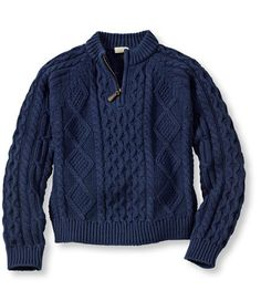 Look cool and stay warm this fall with the hottest and coziest sweaters for guys. Shawl Collar Sweater, Cable Sweater, Men Sweater, Boys Sweaters, Fall Sweaters, Toddler Fashion, Kids Fashion, Style Fashion, Winter Fashion