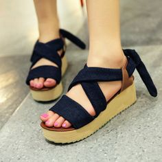 [inspiration] to diy sandals