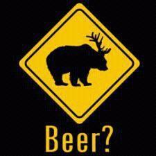 deer+bear=beer?