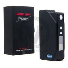 Sigelei 150W TC Box MOD (Temperature Control)
