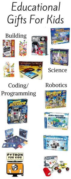 You always want your kids to be interested in learning. I've put together 15 toys that will get your kids thinking and wanting to learn more!