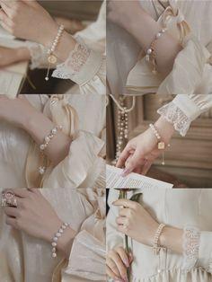 Jewelry King, Pearl Jewelry, Sky Aesthetic, Aesthetic Fashion, Cute Jewelry, Jewelry Accessories, Love Birthday Quotes, Dark Landscape, Fashion Jewelry