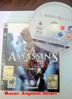 VIDEOGIOCO PS3 ASSASSIN'S CREED