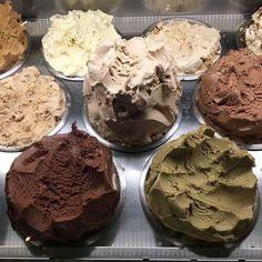 Image about ice cream in FOOD by petastefakova Think Food, I Love Food, Good Food, Yummy Food, Food Porn, Food Goals, Aesthetic Food, Cream Aesthetic, Aesthetic Coffee