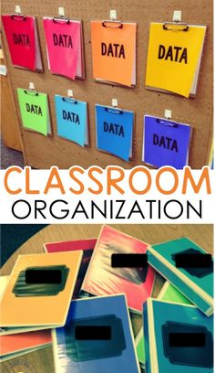 Easy classroom organization. Use these cheap tricks for storage to help you keep your elementary special education class organized and help you get settled into a routine | teachingspecialthinkers.com #organization #classroomorganization