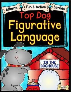 FIGURATIVE LANGUAGE: I love this activity for my very active 3rd graders! They work well in lessons where they can talk to each other and walk around, so this was a wonderful activity to include to reach all learners in a figurative language learning segment. $