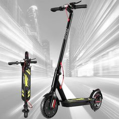 Electric Scooter Compact Portable Foldable Commuter Bike Kids Adult LED Light Black  Only AUD$592.90!   Put the fun back into your journeys with our nimble and fast Electric Scooter. With its aluminium alloy stalk and aluminium deck, the electric scooter can carry up to 120kg with total ease. The powerful 250W motor complies strictly with Australian standards and can reach up to max speed of 25km/h. Plus, the durable and reliable 36V lithium battery can power the scooter up to maximum range