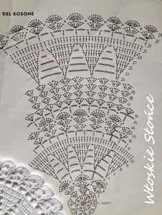 Video: Herringbone Half Double Crochet Stitch - Her Crochet Free Crochet Doily Patterns, Crochet Doily Diagram, Crochet Chart, Crochet Squares, Crochet Motif, Crochet Dollies, Easter Crochet, Crochet Round, Double Crochet