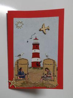 beachcard by Sylvia H.