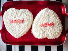 Queen of Hearts Baby Shower for Multiples >> http://www.diynetwork.com/decorating/queen-of-hearts-baby-shower-for-multiples/pictures/index.html?i=1?soc=pinterest