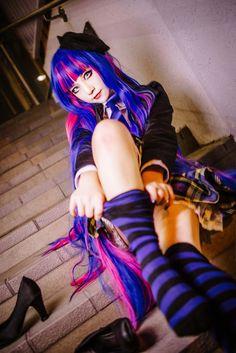 Shimotsuki Touji(十爺) ストッキング コスプレ写真 - Cure WorldCosplay