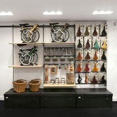 Image result for Bike pannier Retail display