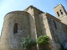 Sant Pere de Cubells - San Pedro de Cubells consta de una sola nave cubierta con bóveda de cañón, apuntada sobre…http://www.rutasconhistoria.es/loc/sant-pere-de-cubells
