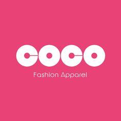 socool.us Logo Design : COCO Fashion Apparel