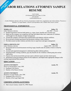 Resume examples, Resume and Real estates on Pinterest