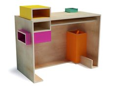 kid's desk by agnes et agnes.