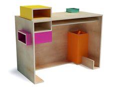 kid's desk by agnes et agnes.
