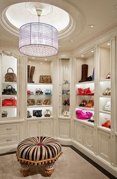 What a closet!
