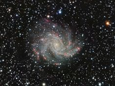 NGC 6946- The Fireworks Galaxy - Sky & Telescope