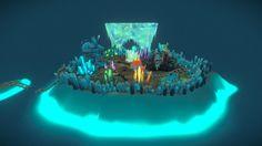 icecave by fleewortep