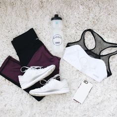 The essentials #workout #fitness #gym #outfit #fashion #motivation