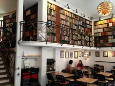 Paludan Bogcafé in København K, Region Hovedstaden